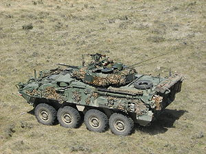 NZ LAV as operated by 1RNZIR [NZ Army website]