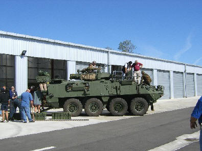 NZLAV with visitors [Cutler]